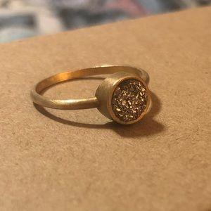 Jewelry - Druzy ring 💍